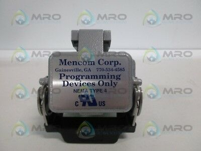 Mencom Corp. Nema Type 4 Programming Device *new No Box*