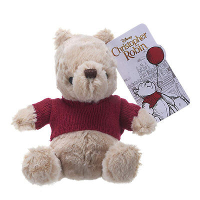 Disney Christopher Robin Collection Winnie the Pooh Plush Toy 7in 50cm 37487