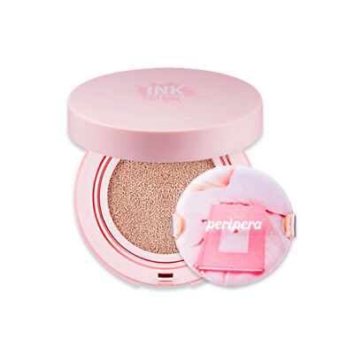 [PERIPERA] Inklasting Pink Cushion (Pink Moment Collection) - 14g (SPF50+ PA+++)