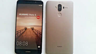 HUAWEI Mate 9 in Space Grey Handy Dummy Attrappe - Requisit, Deko, Ausstellung
