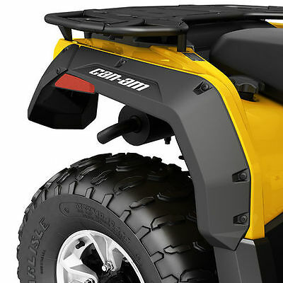 Kotflügel Verbreiterung Set Can-Am Outlander L + MAX L 450 570 ATV Mud Guard Kit
