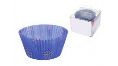 Set 88 pezzi pirottini in carta decorazione FROZEN, natale - Cupcake, muffin