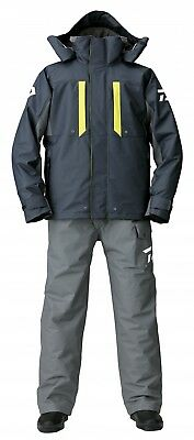 Daiwa Rainmax EHL Wintersuit Gr XL DW-3208 Winter Thermoanzug Winteranzug 2-tlg Angelsport Bekleidung