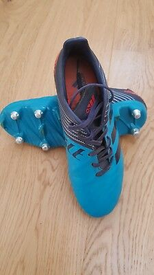 rugby boots adidas size 6