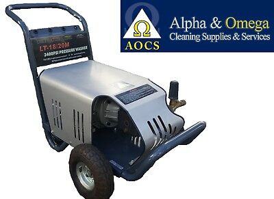 AOCS 3400PSI 12.1L/MIN 3 Phase Electric Pressure Washer