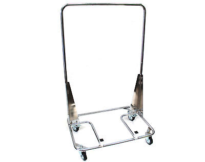 Go Kart Chrome Vertical Display Upright Stand Karting Race Racing