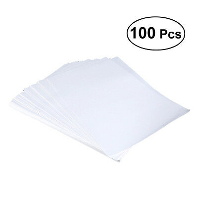 100pcs A4 Sublimation Paper Heat Press Transfer Paper T-shirt for Inkjet Printer
