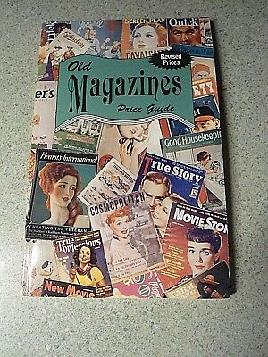 Old Magazines Price Guide Revised Prices 2000 Paperback