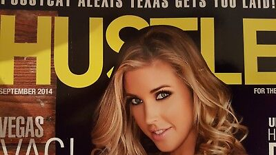 Hustle Magazine September 2014