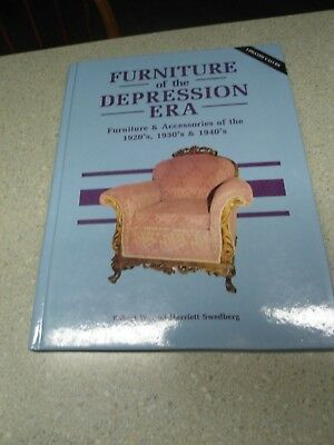 Furniture of the Depression Era 1920's - 1940's Collector Books 1990 Hardcover