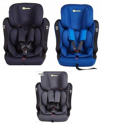 New Lil Passenger ISOFIX Child Baby Car For Group 1/2/3 9KG TO 36KG Seat Safety