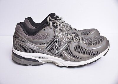 online store 848f7 5b389 New Balance 860 Stability Running Shoes Gray Silver Men s size 11.5   45.5