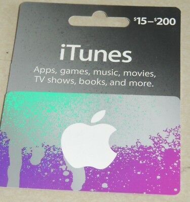 100 Dollars Itunes Gift Card 94 99 Picclick