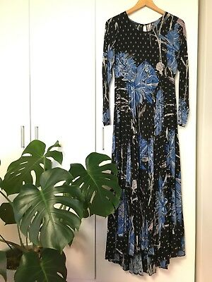Free People Maxi Dress/Gown XS