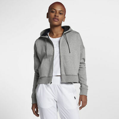 Womens NIKE COURT Hoodie 887491-063 size Medium