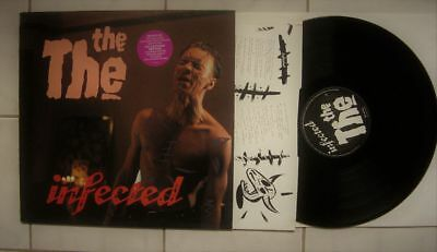 The The - Infected Collectors Lim Edition Torture Cover Epc 26770 Uk'86 Ois Top
