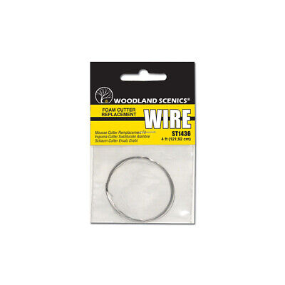 NEW Woodland Scenics Hot Wire Replacement Wire ST1436