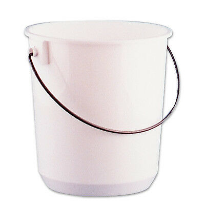 "Nalgene (TM) Chemical 11 Qt. Bucket - 9-1/2"" H x 10-1/2"" Dia."