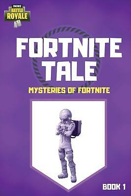 NEW Fortnite Tale: Mysteries of Fortnite by Author Art