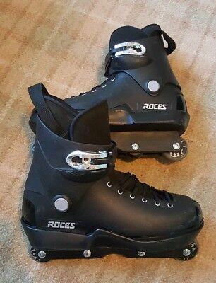 Roces M12 Roller blades, Size 12, Good Condition