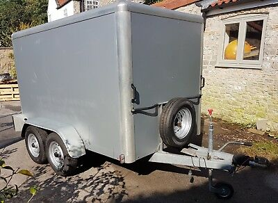 Indespension Twin Axle Braked Trailer