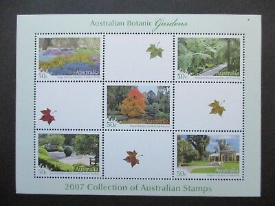 Australian Decimal Stamps MNH: Minisheets (Early & Recent) - Great Item! (H4343)