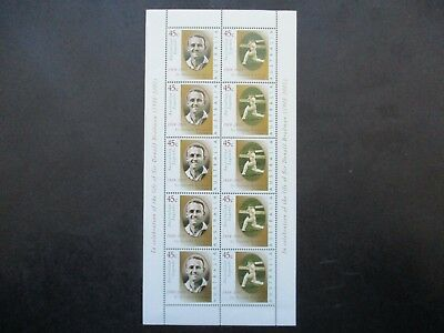 Australian Decimal Stamps MNH: Minisheets (Early & Recent) - Great Item! (H4346)