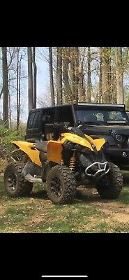Can Am 800 Renegade