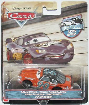 Voiture Disney Pixar Cars Thomasville Ponchy Wipeout