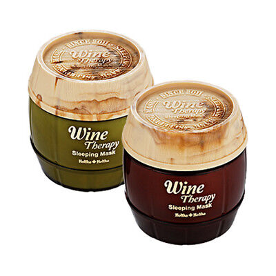 [Holika Holika] Wine Therapy Sleeping Mask - 120ml