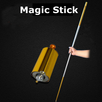 Magic Item Appearing Cane Wand Stick Metal Stage Property Trick Magic Gimmick