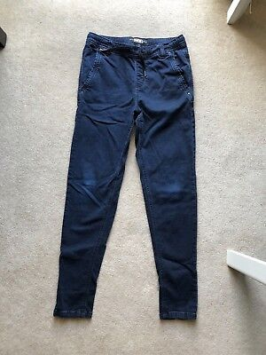 Indie Boys Kids Blue Denim Jeans with Elastic SIZE 12 WAS $89
