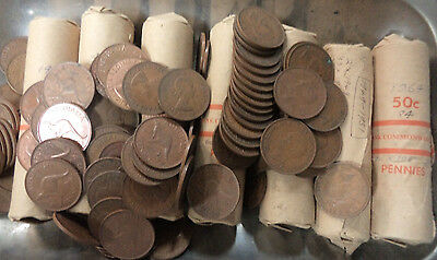 #7. About 4.5  Kilograms Australian Kangaroo Design Penny Coins, About 470