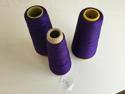 100% Pure Silk By Hasegawa Nm 2/60 Colour called WINE BERRY. 238g