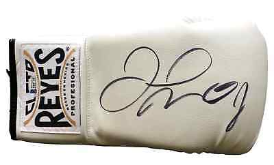Floyd Mayweather Jr Signed White Cleto Reyes Right Hand Boxing Glove Beckett BAS