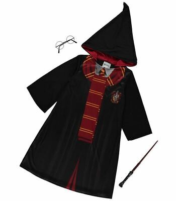 NEW Boys Girls Harry Potter Robes Fancy Dress Up Costume