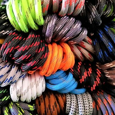 Strong Shoe Hiking Boot Laces - Huge choice 59 patterned designs - Length 140cm