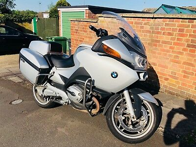 R1200RT ex-police 2010 ABS huge history SILVER ONE YEARS MOT INCLUDED HPI CLEAR