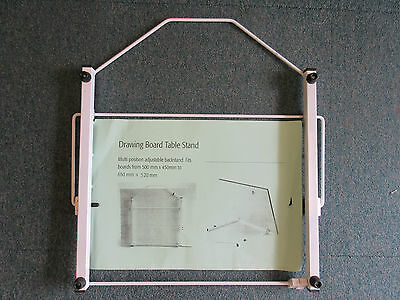 Artimex Artists Designers Table Top Stand to hold Drawing Boards up to 650x520mm