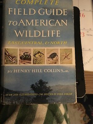 Complete Field Guide To American Wildlife