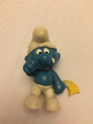 VINTAGE SMURF CRYING shipping is for up to 10 smurfs