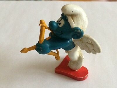VINTAGE SMURF CUPIDON shipping is for up to 10 smurfs