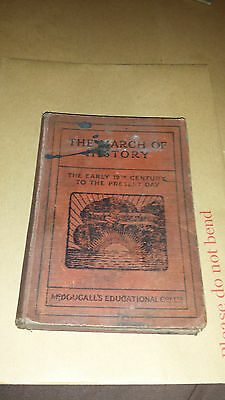 The March of History - The Early 19th Century to Present Day - Arthur Birnie MA