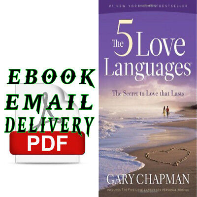 The 5 Love Languages Eb00k The Secret To Love That Lasts By Gary