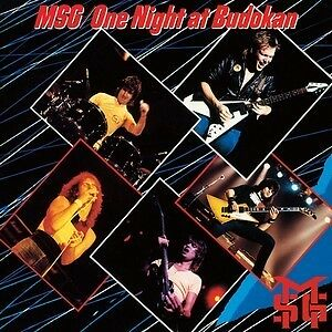 Michael Schenker Group (MSG) - One Night At Budokan (2009)  2CD  NEW  SPEEDYPOST