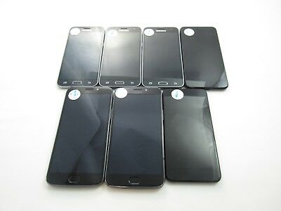 GoogleLocked/Cracked Lot of 7 Assorted Phones Verizon Check IMEI 4GL/CR-8116