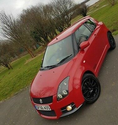 Suzuki Swift Sport 1.6 vvti 2006 Red 3 Door  £1550 ono