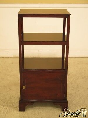44033EC: KITTINGER Colonial Williamsburg Model CW-39 Mahogany Cabinet