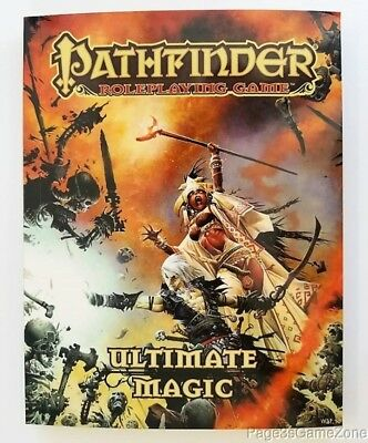 Pathfinder Roleplaying Game Ultimate Magic Pocket Edition RPG Softcover D&D