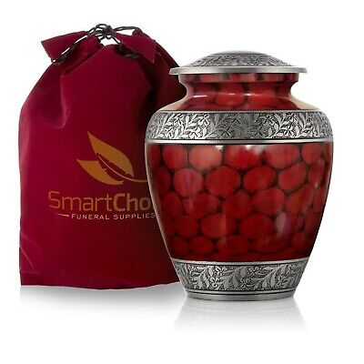 SmartChoice Royal Cremation Urn for Human Ashes - Affordable Funeral Urn Adul...